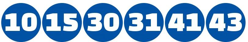 Washington Lottery Winning Numbers