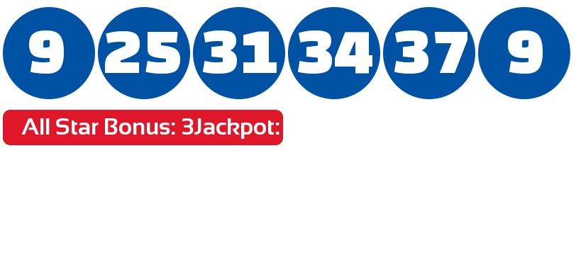 Lotto America results August 21, 2019