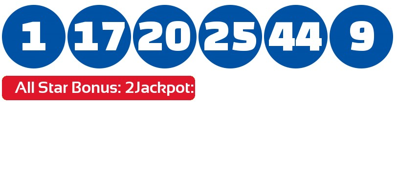 Lotto America results October 12, 2019