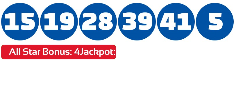 Lotto America results April 17, 2021